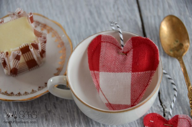 DIY handmade toy tea bags tutorial!