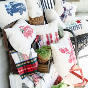 Christmas Pillows available for Wholesale