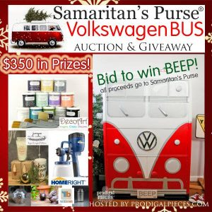 Beep II benefit for Samaritan's Purse