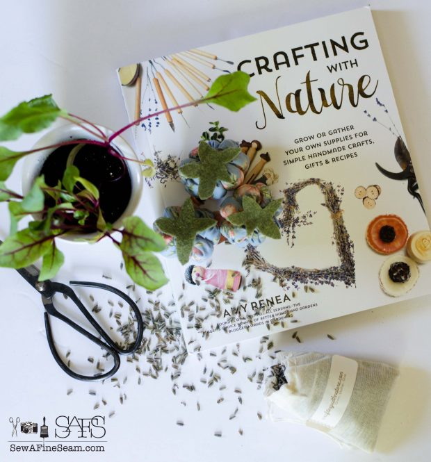 crafting with nature by amy reneabook review