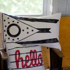 Patriotic Pillows (and a few others too!)