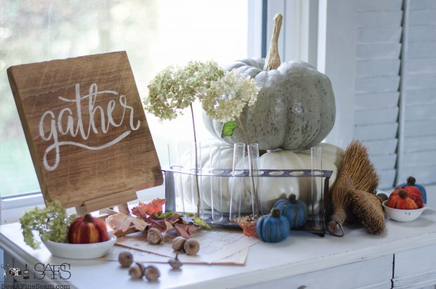 thanksgiving-vignette-favorite-items-mixed-to-create-a-pleasing-view