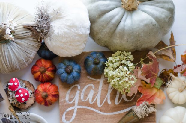 thanksgiving-vignette-gather-pumpkins-and-favorite-things