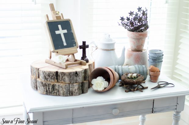easter-spring-decor-for-the-home