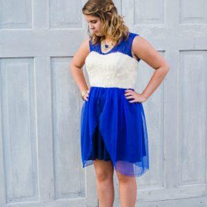 Prom Dress Makeover