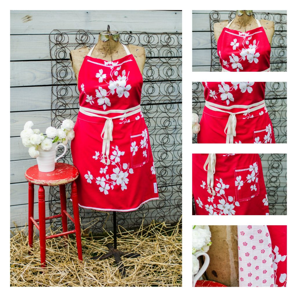 red-white-dogwood-vintage-tablecloth-apron