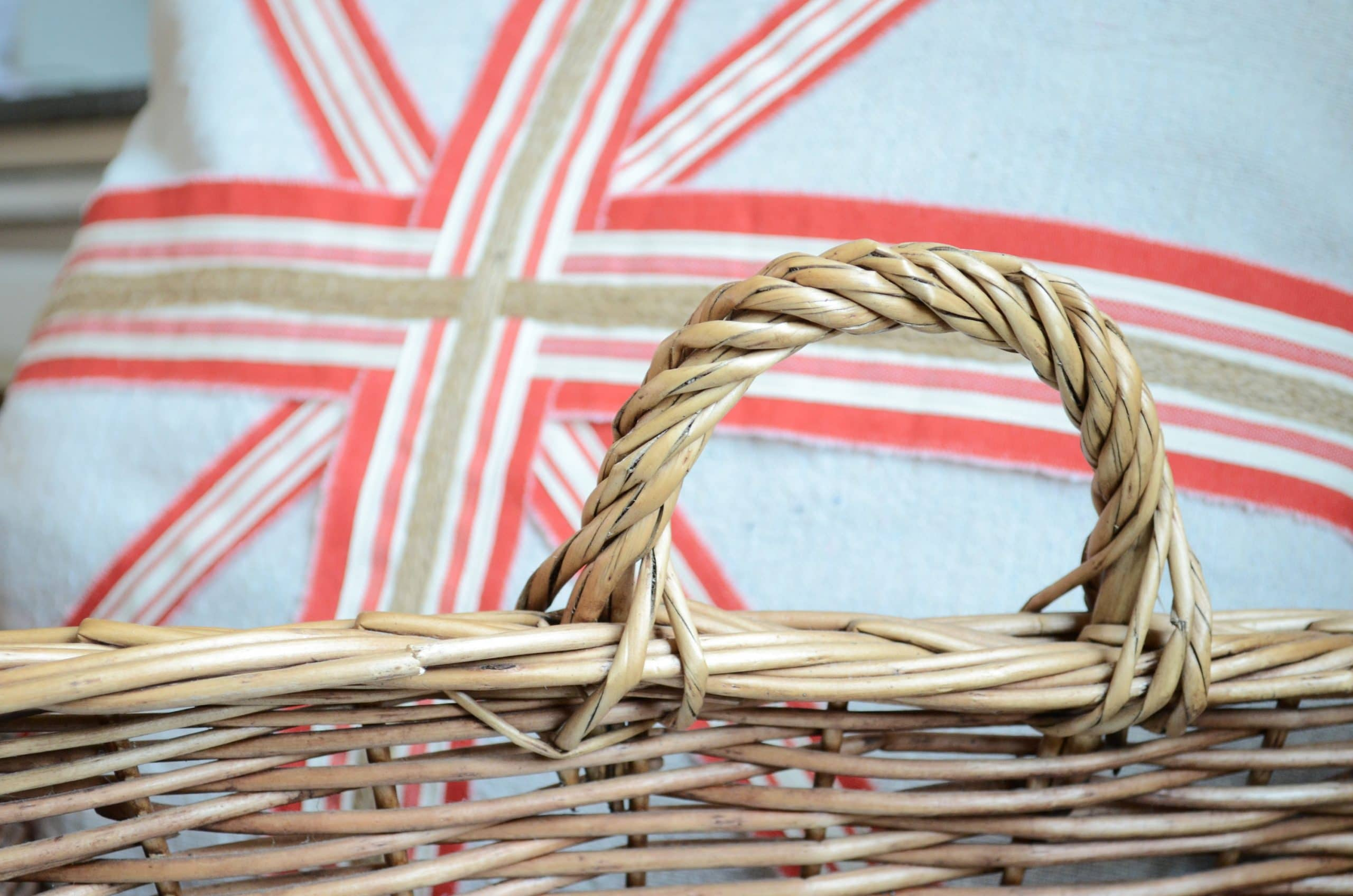 A Union Jack – Created by Jill