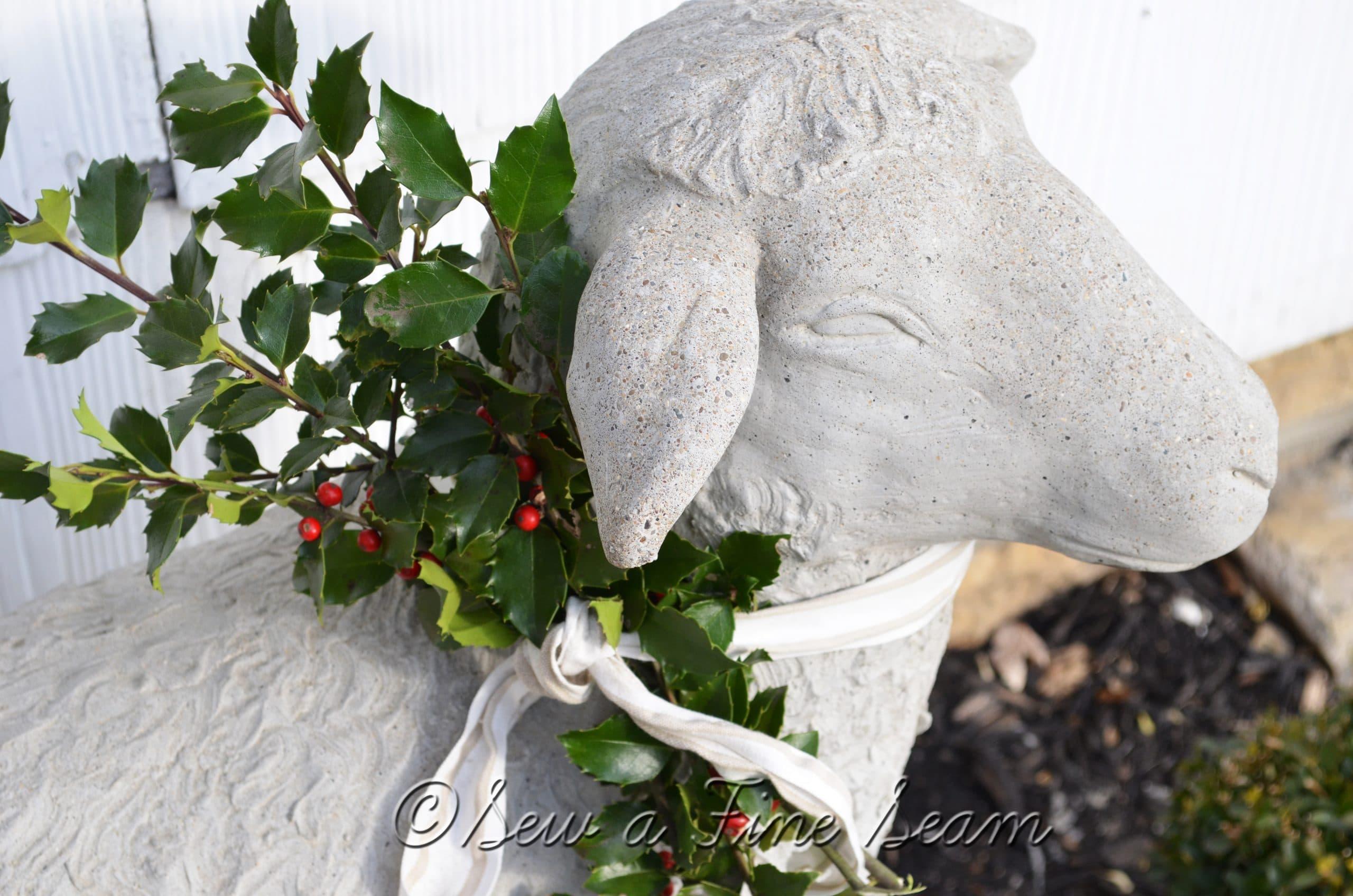Outside Christmas Decor