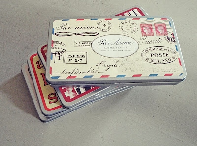 Cavallini Stamps for crafting