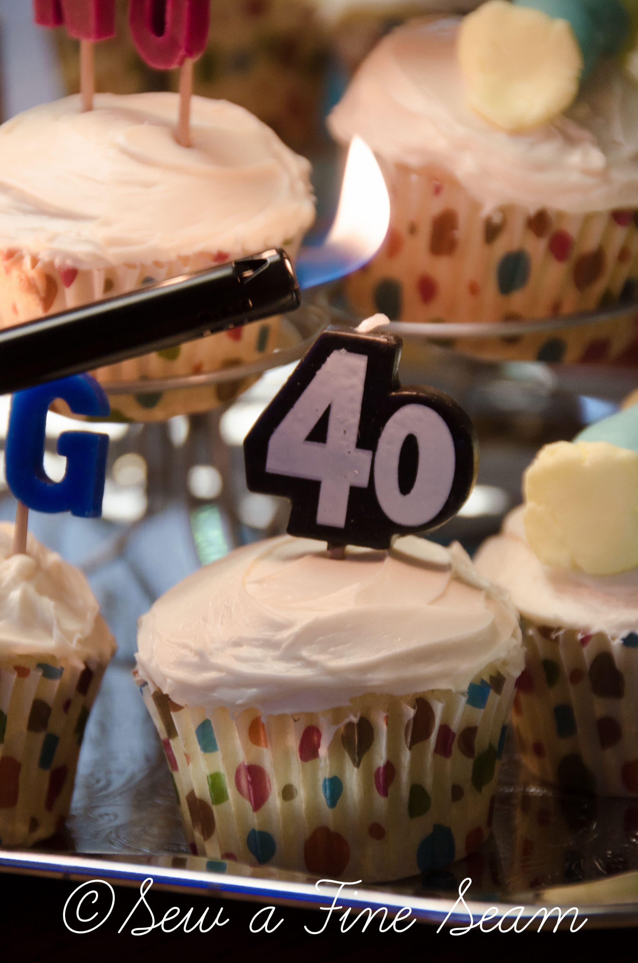40th Birthday Recap
