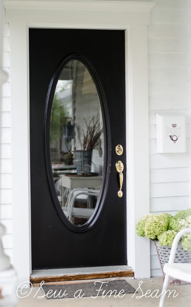 front door paint - black (8 of 14)