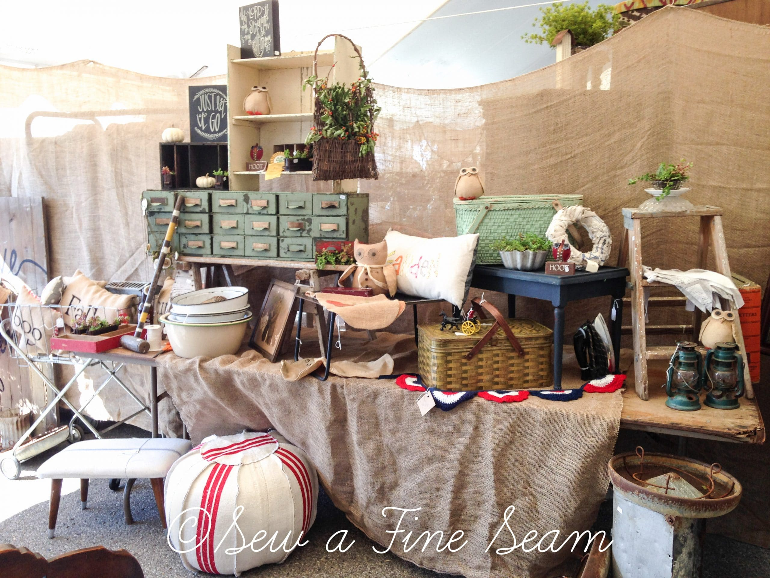 Fall Flea at Springfield Ohio