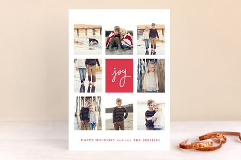 minted. – the place to order Christmas cards