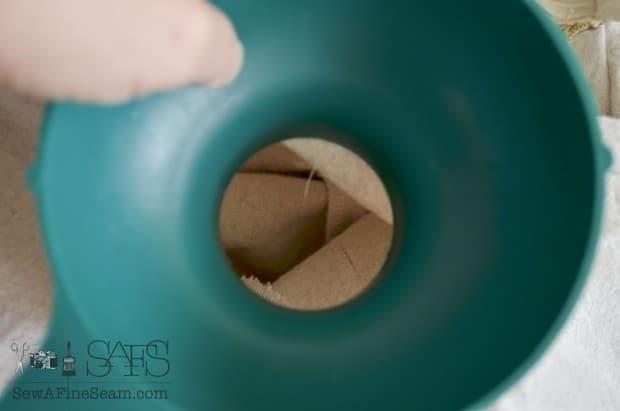 funnel for filling