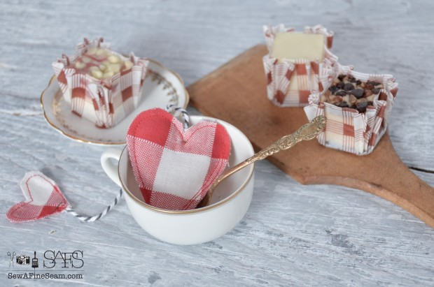 DIY handmade toy tea bags Tute!