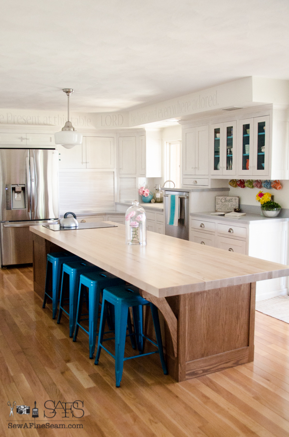Custom Kitchen Cabinets Painted With Milk Paint - Milk paint for kitchen cabinets