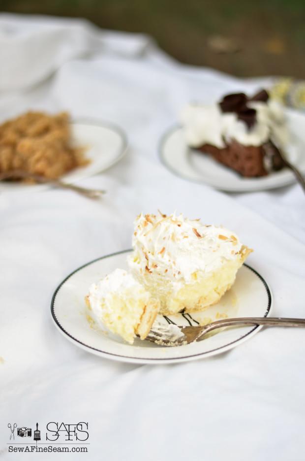 Marie Callenders Coconut Cream Pie