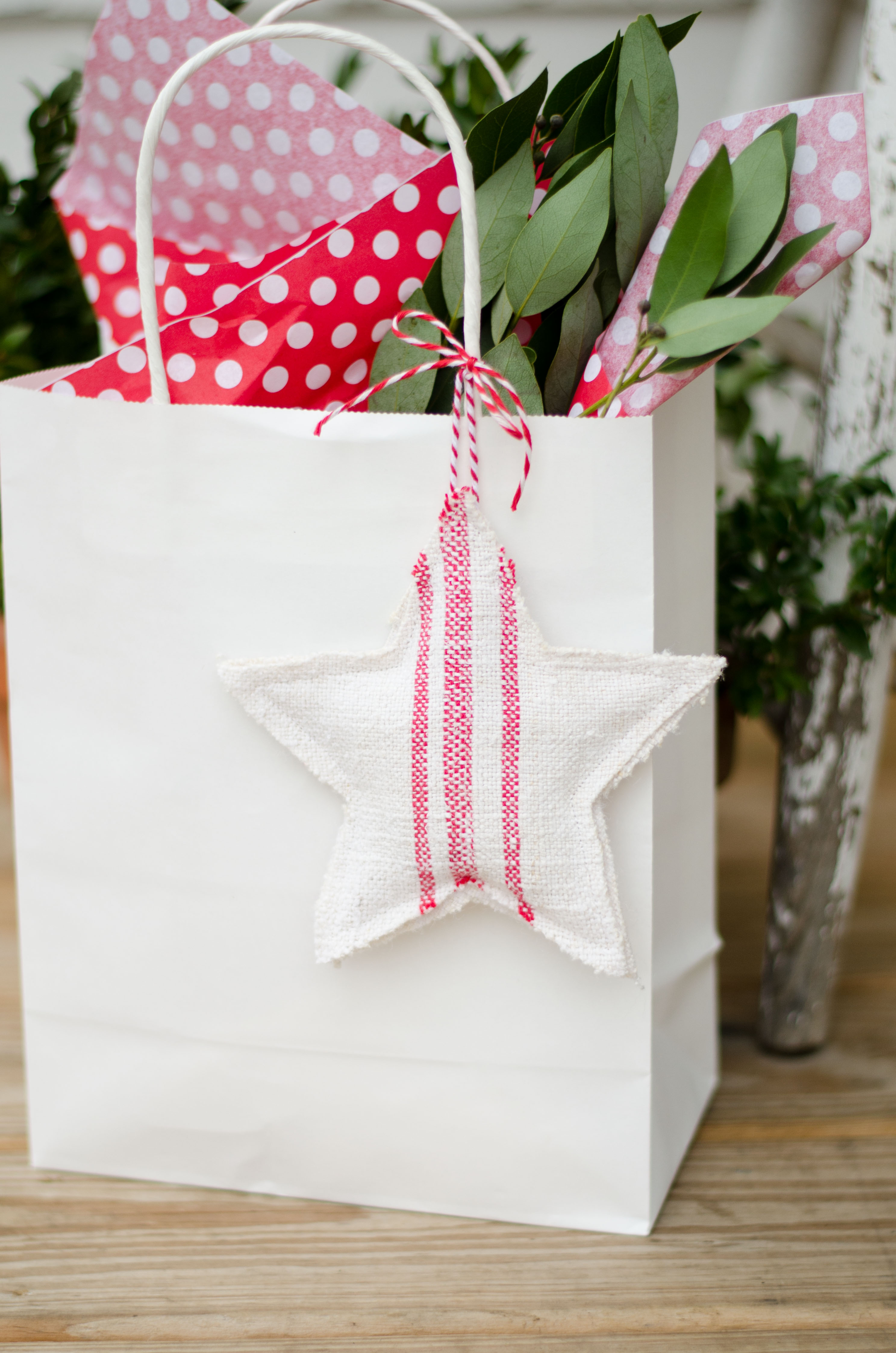 a88d1f1fc1b9 How to Wrap Gifts With Textiles - The Kim Six Fix