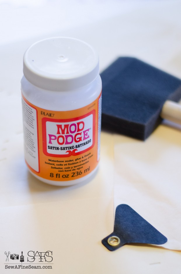 mod podge is the best art medium for gluing paper on
