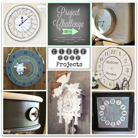 clock face project challenge