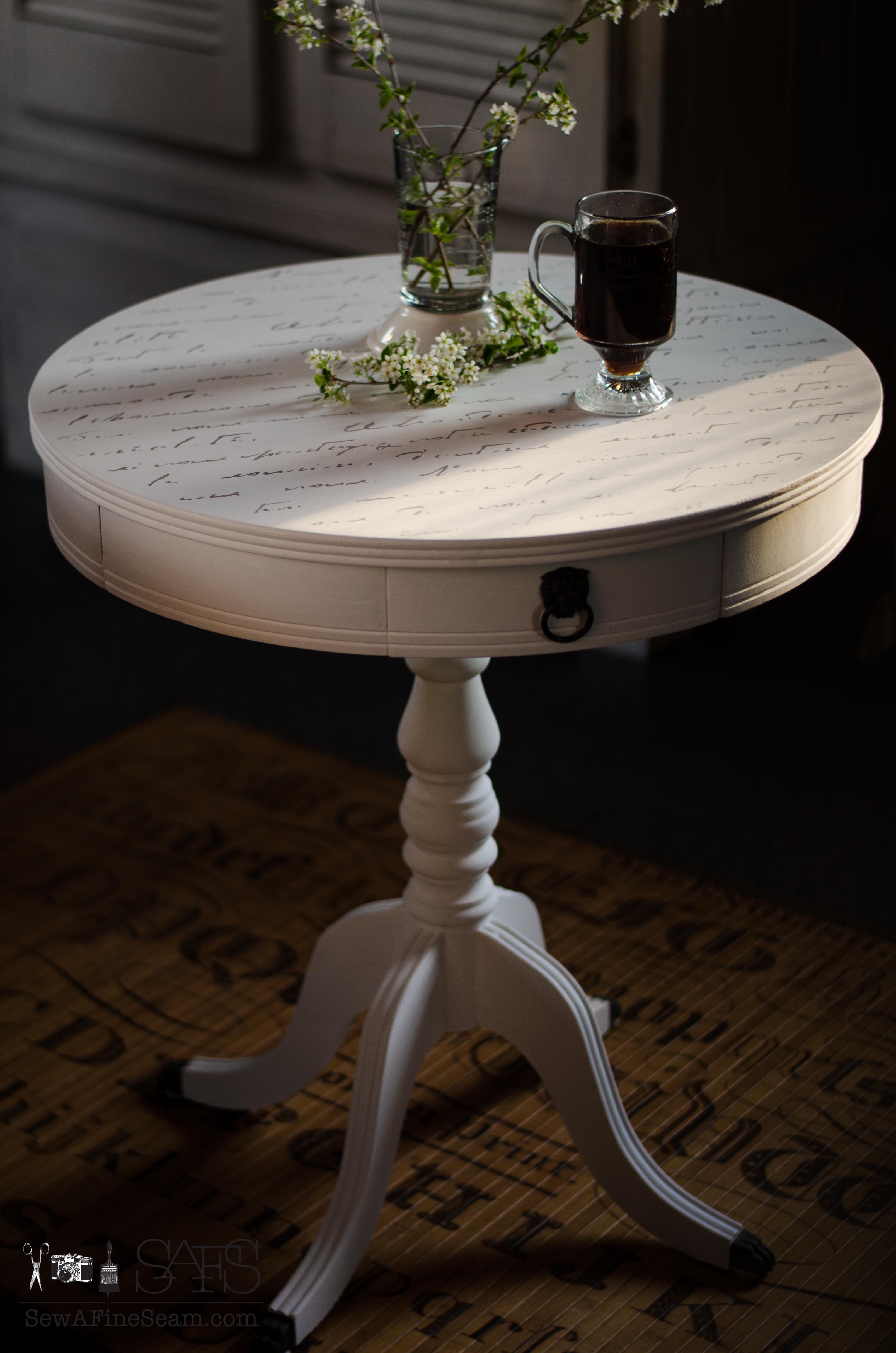 morning meditation tea table - photo #20