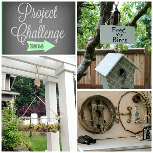 project challenge - Pulleys