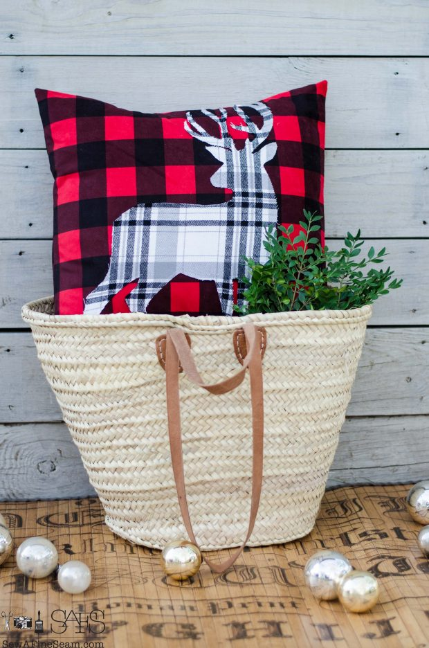plaid-deer-standing-christmas-pillows-2016