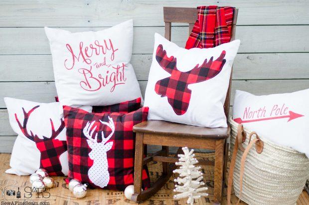 red-plaid-christmas-pillows-2016