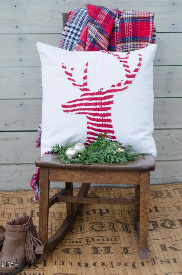 striped-sweater-deer-head-christmas-pillows-2016