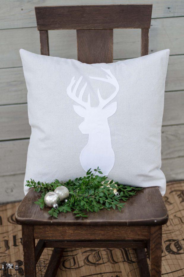 white-deer-head-on-canvas-christmas-pillows-2016
