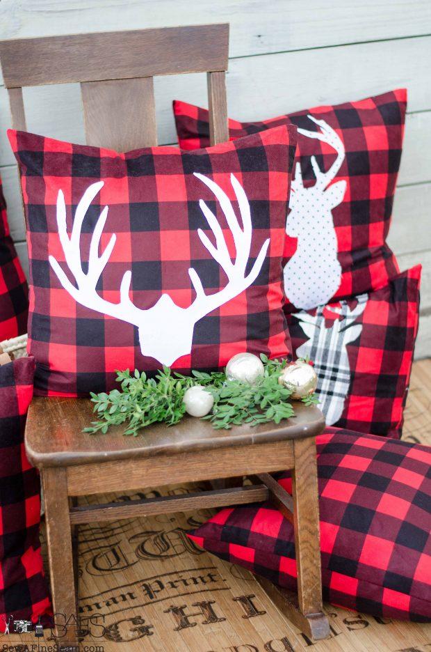 white-deer-rack-christmas-pillows-2016