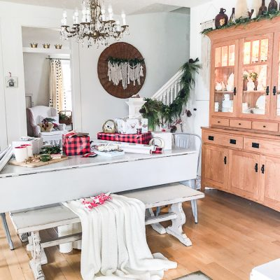 My Christmas Decor – The Dining Room