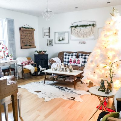Christmas Decor 2018 – Living Room