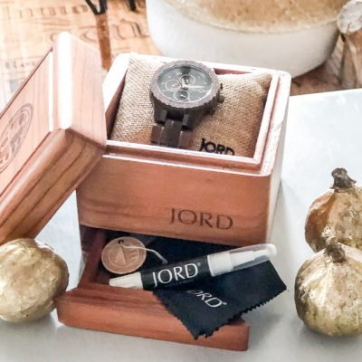 JORD wood watch – an heirloom piece – and a giveaway!