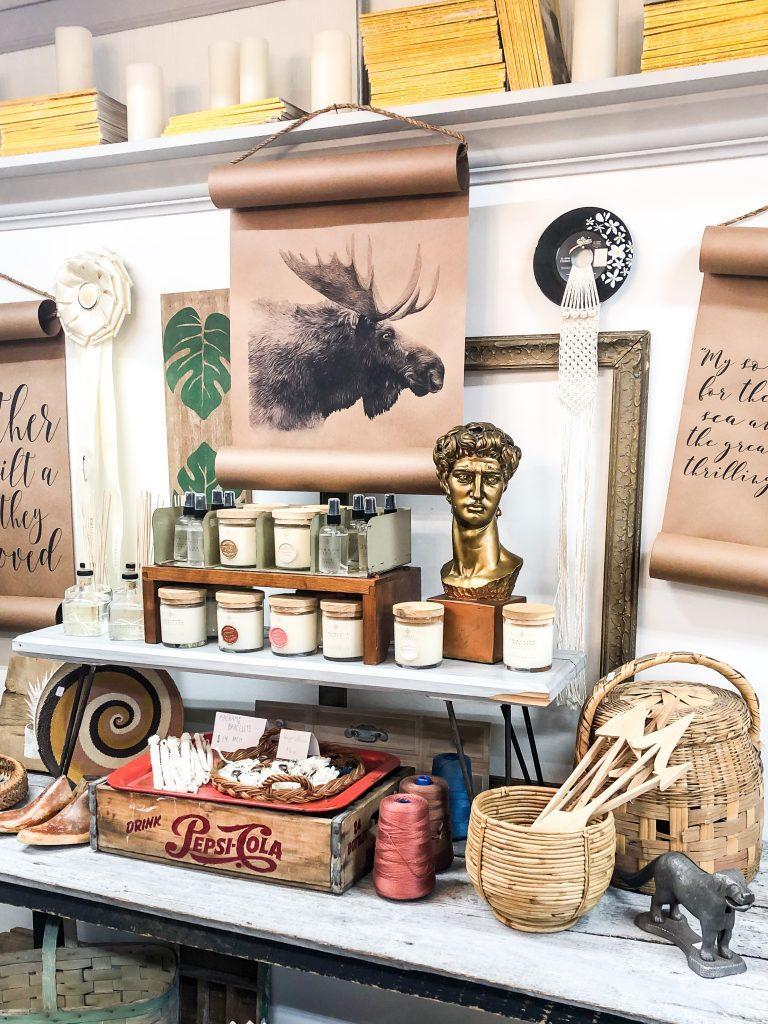 Candles-david-shop-display