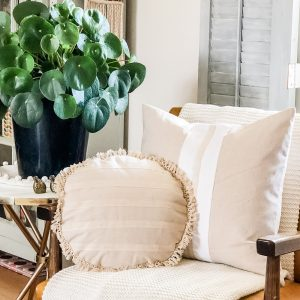 Simply Classic Pillow Collection by Jayme Squires