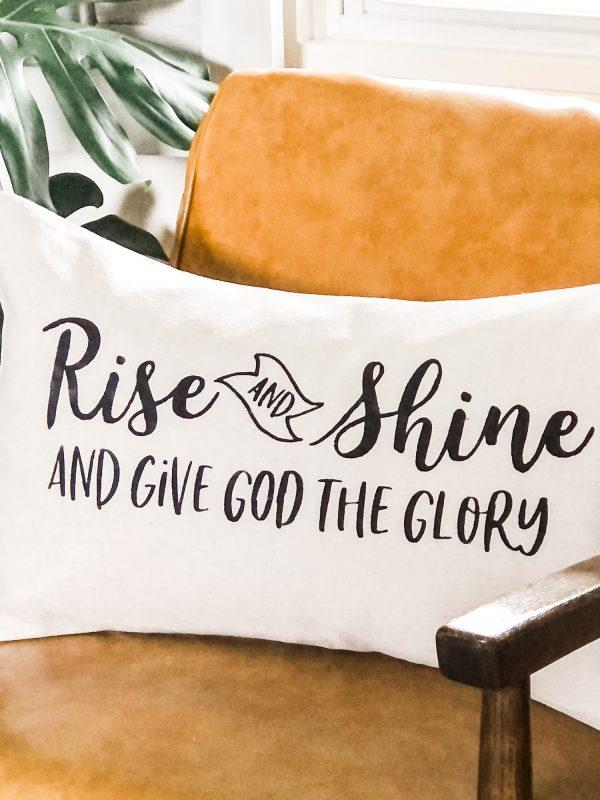 boho-plant-pillow-rise-and-shine