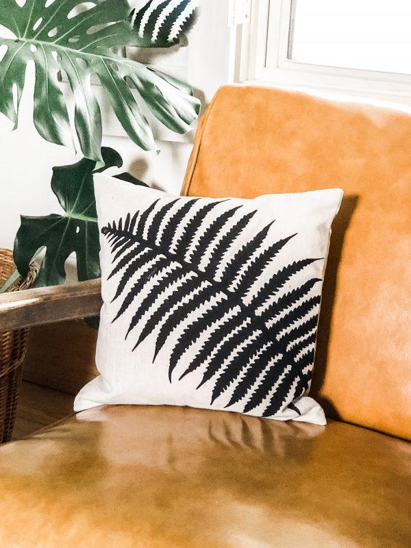 botanical-boho-farmhouse-pillow