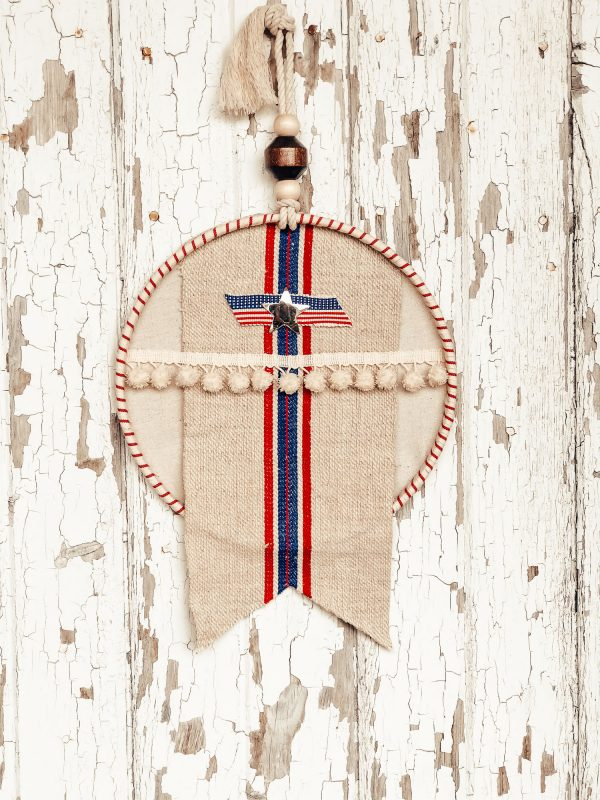 freedom wall hanging